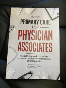Primary care for physician associates by matrix education