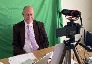 Host and Chairman Mark Reynolds